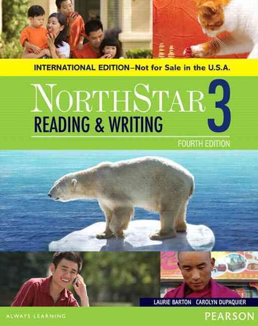Northstar Reading and Writing: Student Book