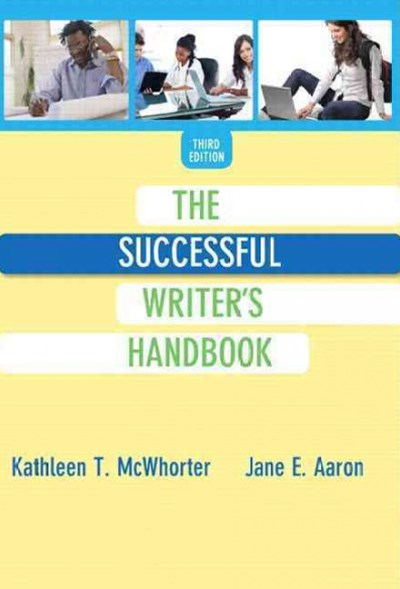 The Successful Writer's Handbook Plus MyWritingLab with EText -- Access Card Package
