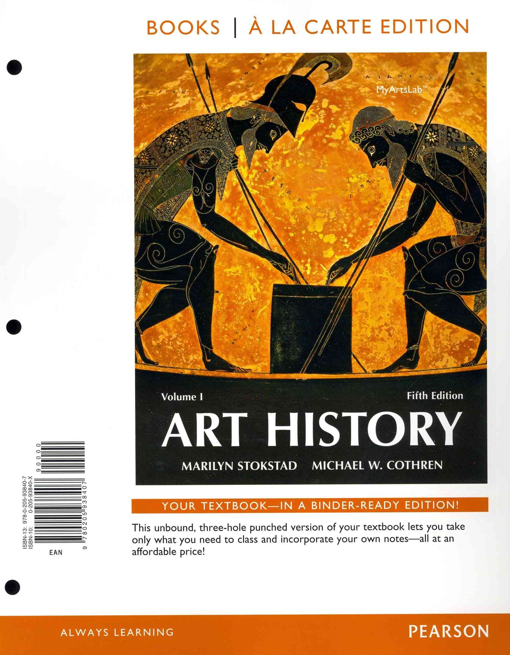 Art History Volume 1, Books a la Carte Edition Plus REVEL for Art History -- Access Card Package