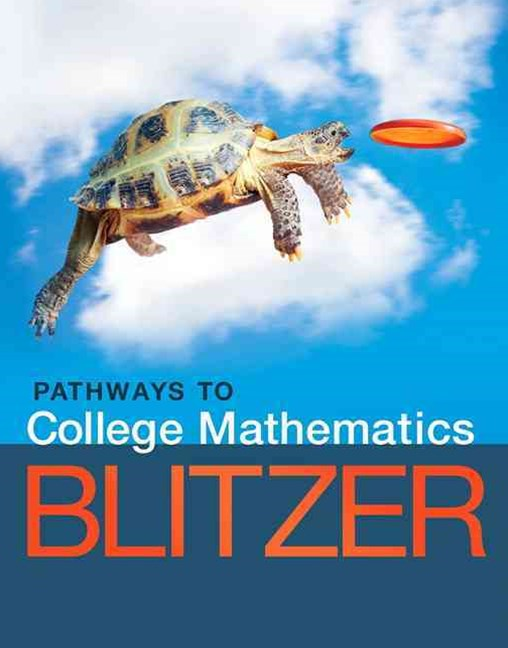 Pathways to College Mathematics