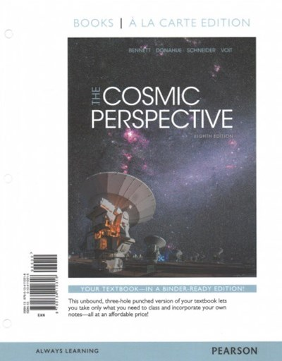 Cosmic Perspective, the, Books a la Carte Edition