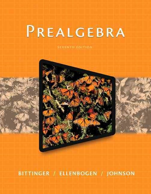 Prealgebra Plus MyMathLab with Pearson EText -- Access Card Package