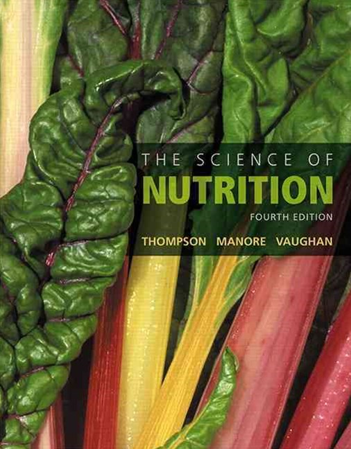 Science of Nutrition Plus MasteringNutrition,the, with MyDietAnalysis with Pearson EText -- Access