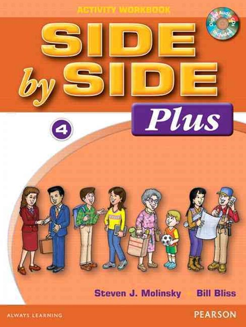 Side by Side Plus 4 Activity Workbook