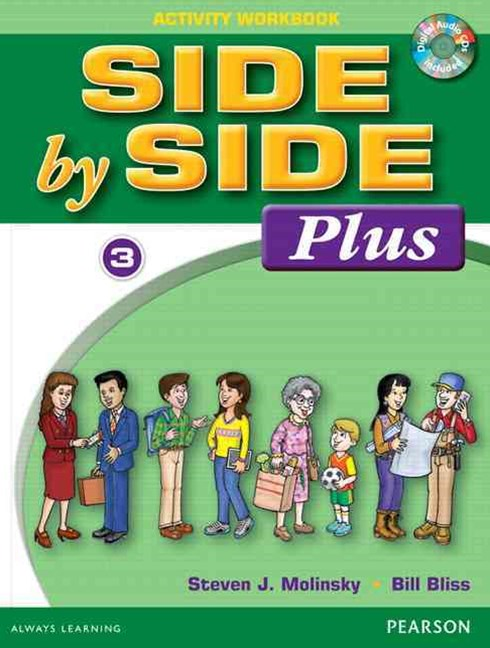 Side by Side 3 Plus Activity Workbook