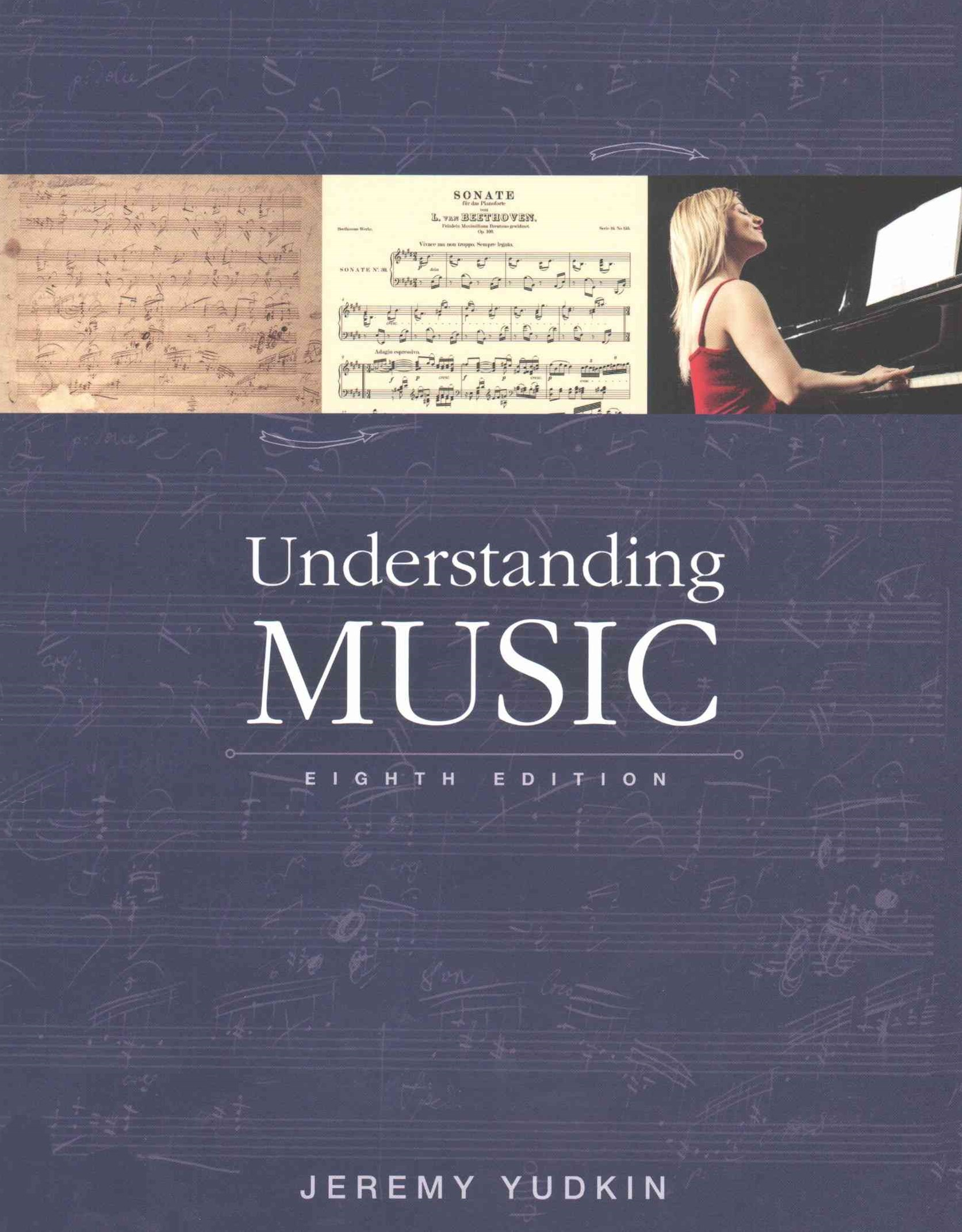 Understanding Music; 3CD Set for Understanding Music
