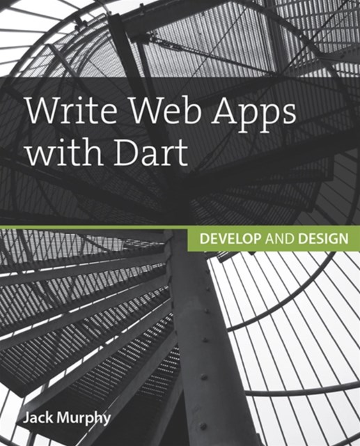 (ebook) Write Web Apps with Dart