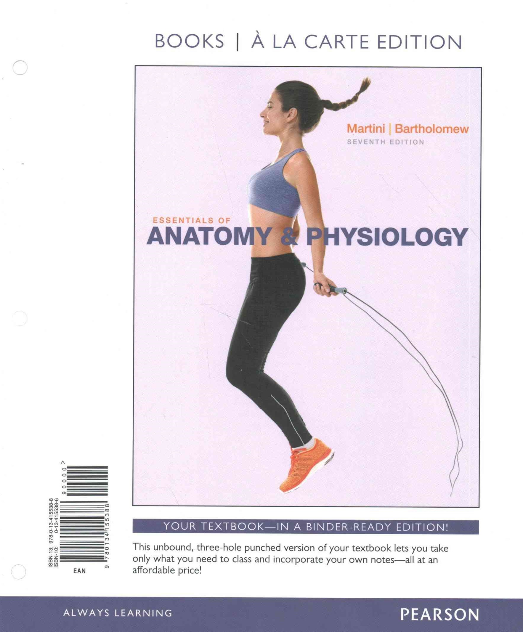 Essentials of Anatomy and Physiology, Books a la Carte Plus MasteringA&P with EText -- Access Card