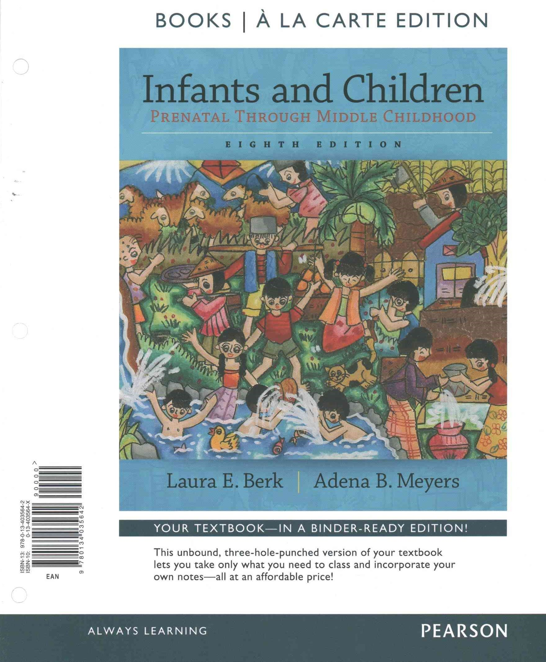 Infants and Children, Books a la Carte Plus NEW MyDevelopmentLab -- Access Card Package