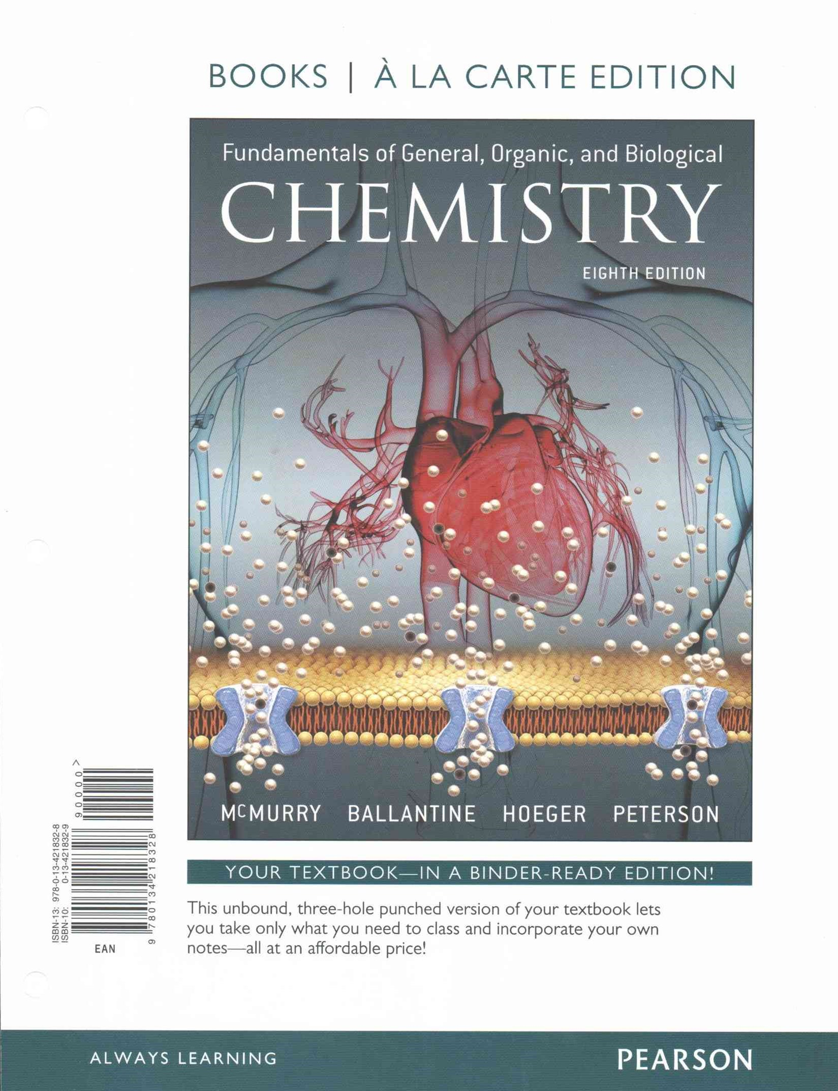 Fundamentals of General, Organic, and Biological Chemistry, Books a la Carte Plus MasteringChemistry with EText -- Access Card Package
