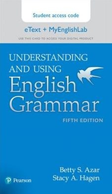 Understanding and Using English Grammar, eText with MyEnglishLab