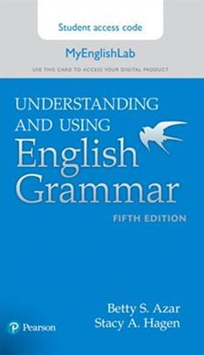 Understanding and Using English Grammar, MyEnglishLab Access Code Card