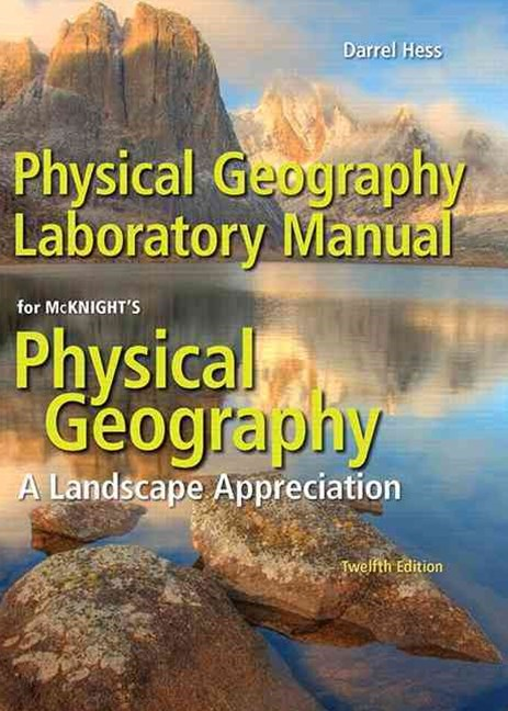 Physical Geography Laboratory Manual Plus MasteringGeography with EText -- Access Card Package