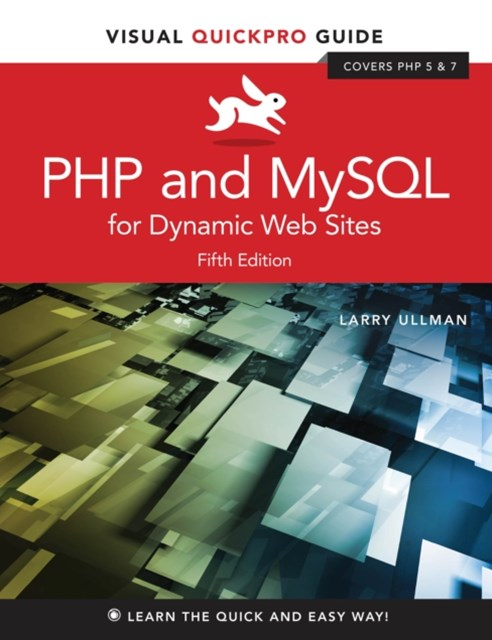 (ebook) PHP and MySQL for Dynamic Web Sites