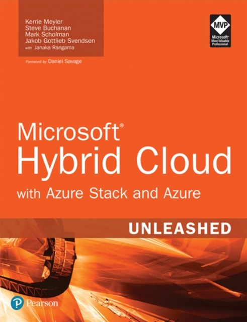 (ebook) Microsoft Hybrid Cloud Unleashed with Azure Stack and Azure