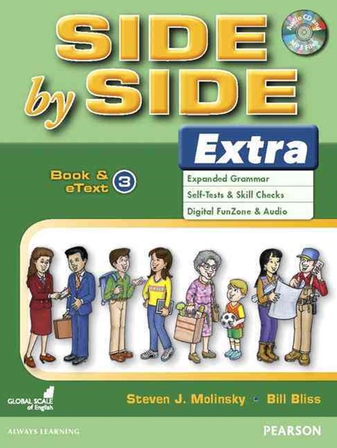 Side by Side Extra Book and eText 3