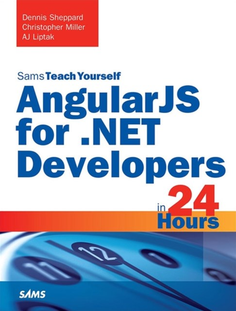 (ebook) AngularJS for .NET Developers in 24 Hours, Sams Teach Yourself
