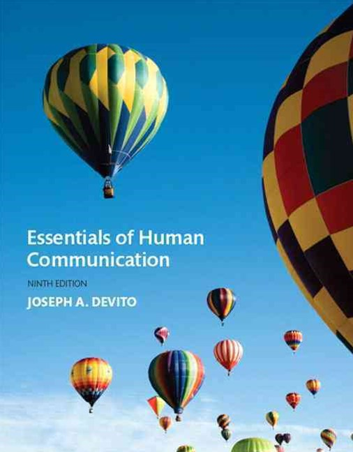 Essentials of Human Communication Plus NEW Mycommunication Lab for Communication -- Access Card Pac