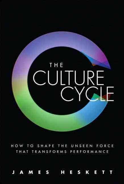 Culture Cycle, The: How to Shape the Unseen Force that Transforms Performance (Paperback)