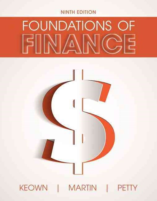 Foundations of Finance Plus MyFinanceLab with Pearson EText -- Access Card Package