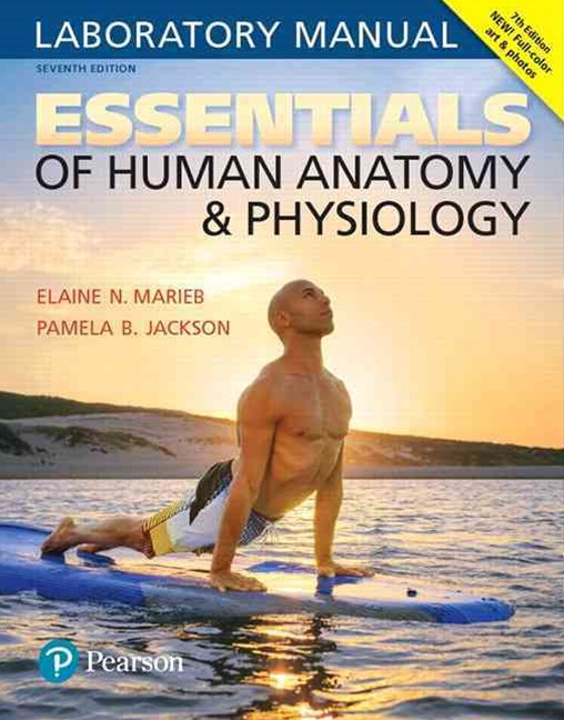 Essentials of Human Anatomy and Physiology Laboratory Manual
