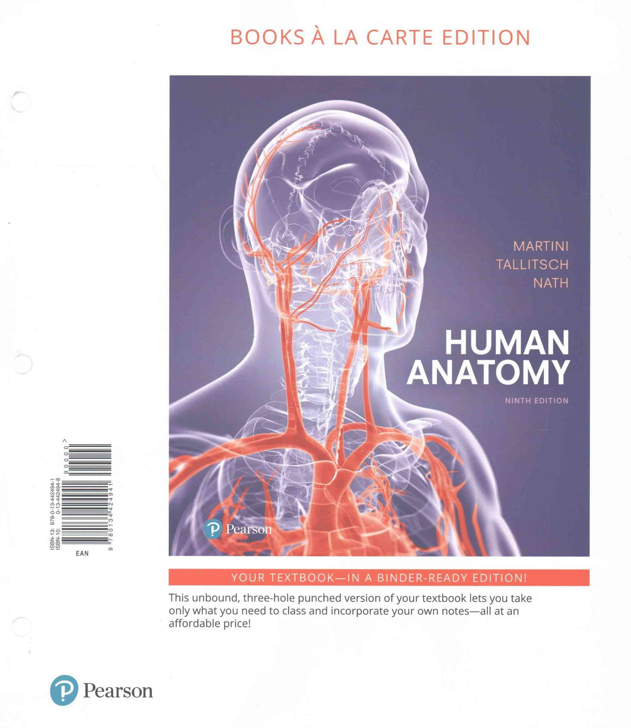 Human Anatomy, Books a la Carte Plus MasteringA&P with EText -- Access Card Package