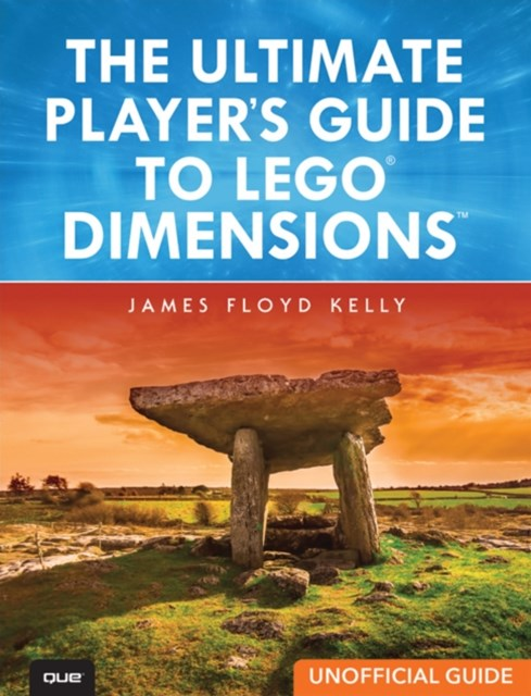 (ebook) Ultimate Player's Guide to LEGO Dimensions [Unofficial Guide]