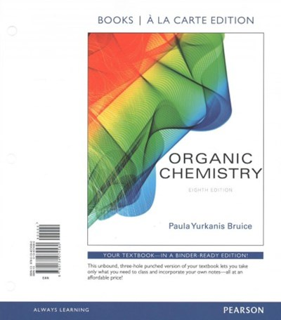 Organic Chemistry, Books a la Carte Plus MasteringChemistry with EText -- Access Card Package