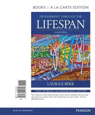 Development Through the Lifespan Books a la Carte Plus NEW MyDevelopmentLab-- Access Card Package
