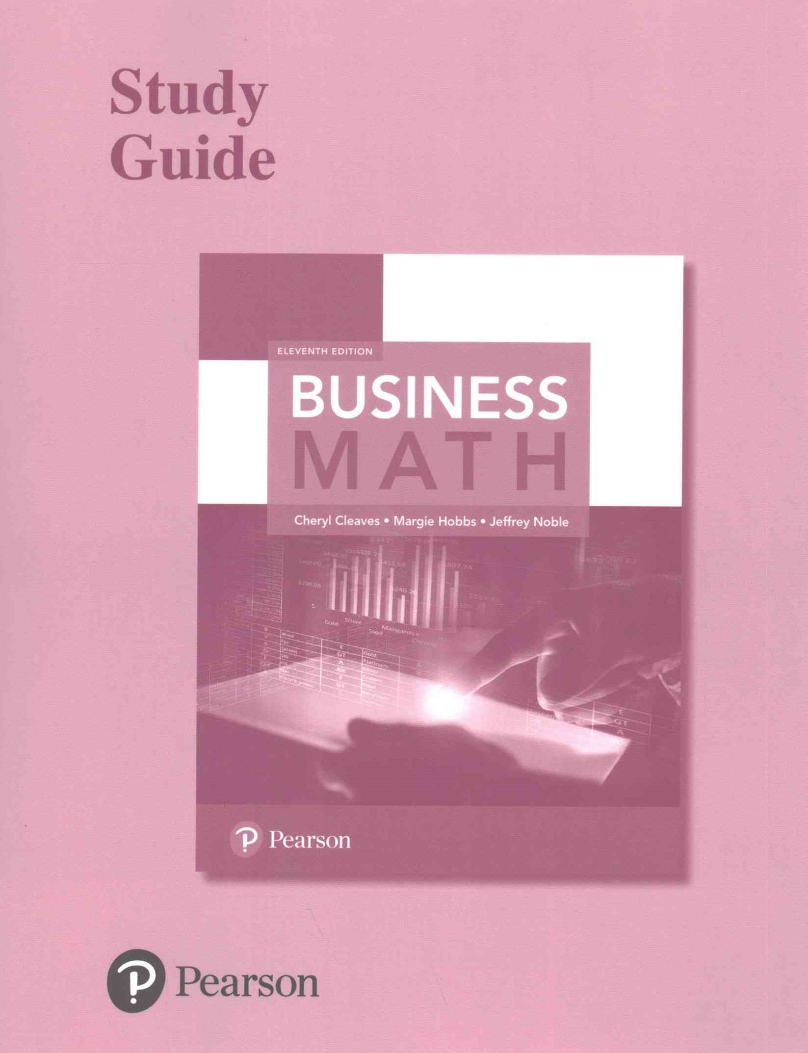 Study Guide for Business Math