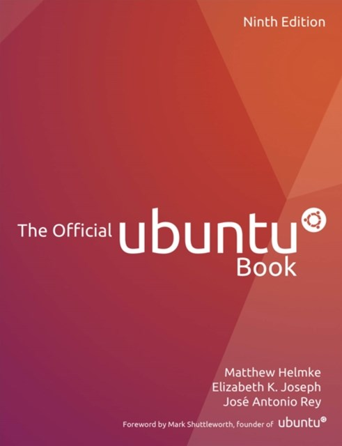Official Ubuntu Book