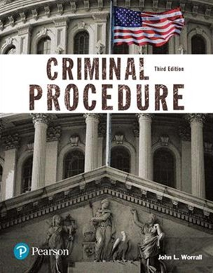 Criminal Procedure (Justice Series)