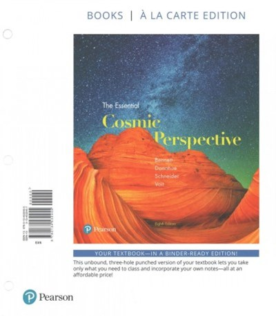 Essential Cosmic Perspective, the, Books a la Carte Plus MasteringAstronomy with EText -- Access Ca