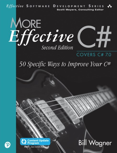 (ebook) More Effective C# (Includes Content Update Program)