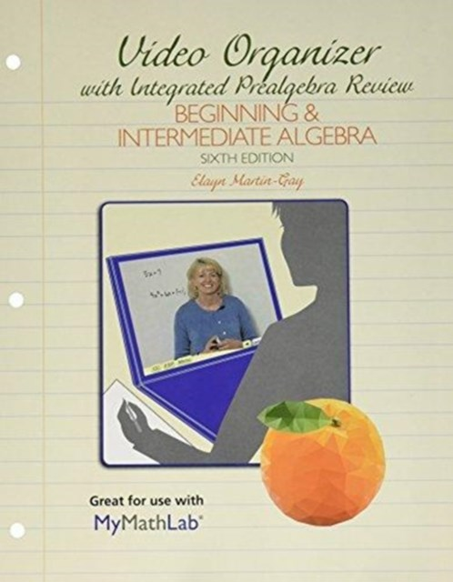 Worksheets for Beginning and Intermediate Algebra with Integrated Review
