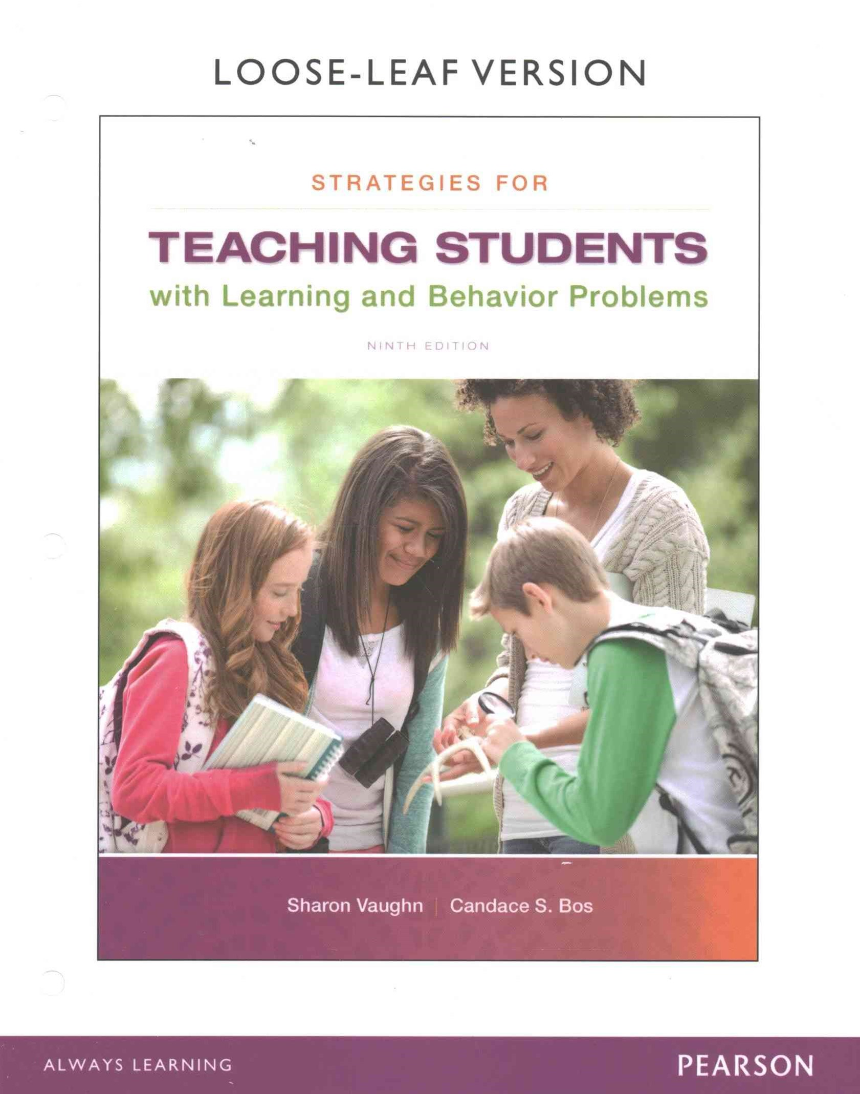 Strategies for Teaching Students with Learning and Behavior Problems with Enhanced Pearson EText, L