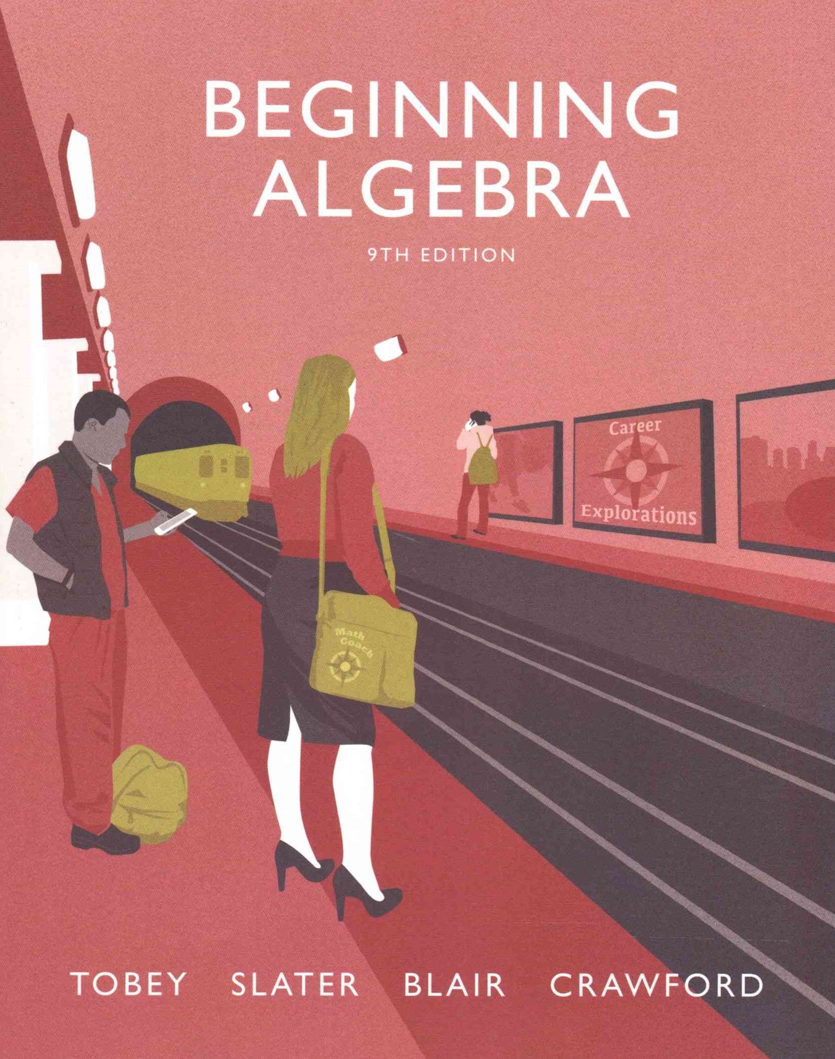 Beginning Algebra PLUS Video Notebook with the Math Coach Access Card