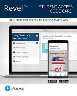 REVEL for Living Democracy, 2016 Presidential Election -- Access Card