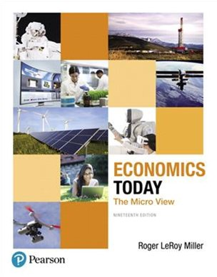 Economics Today + Myeconlab With Pearson Etext Access Card