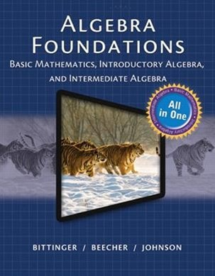 Algebra Foundations MyMathGuide +  Notes, Practice, and Video Path
