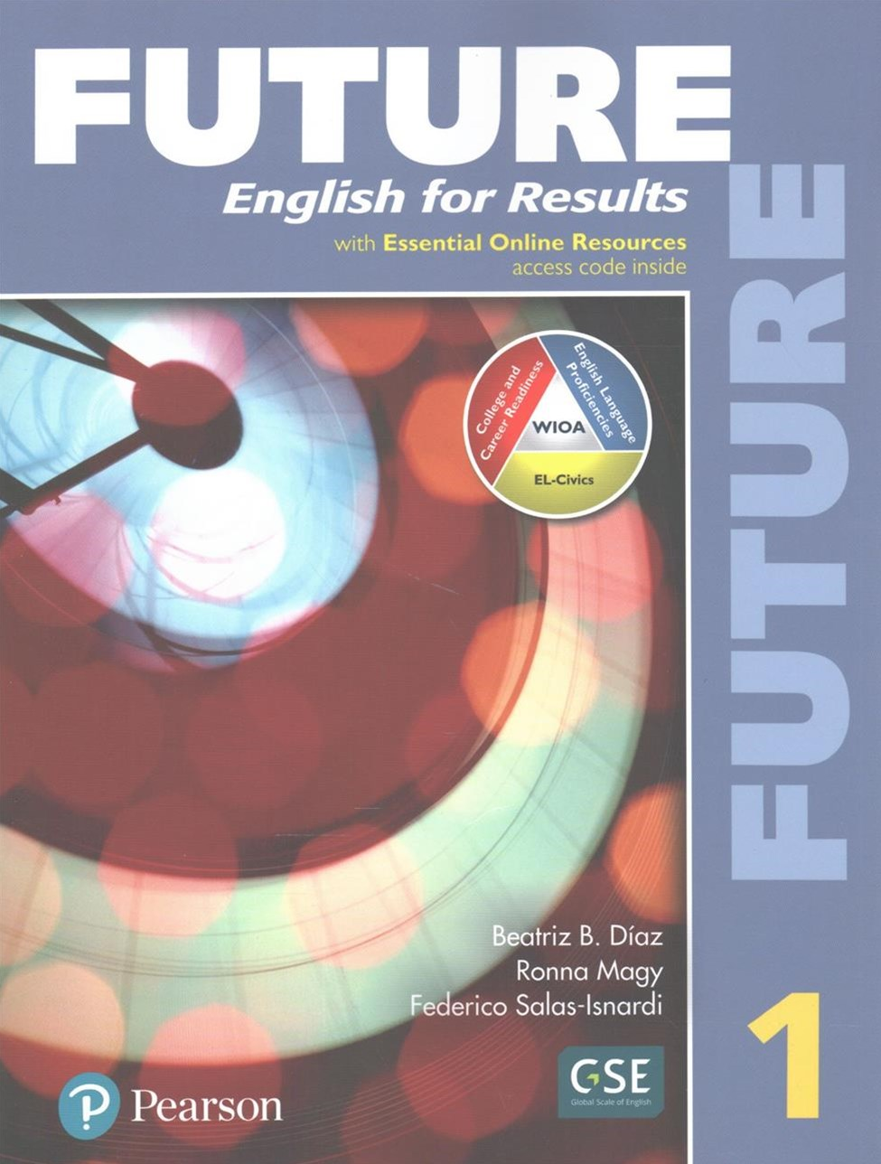 Future Student Book with MyEnglishLab, 1