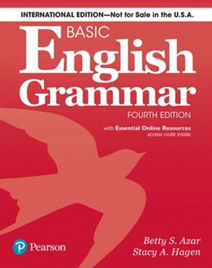 Basic English Grammar 4e Student Book with Online Resources, International Edition