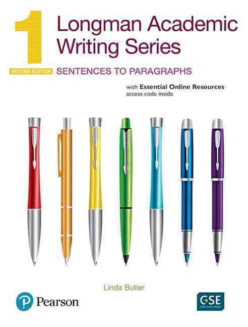 Longman Academic Writing Series 1 SB with Online Resources