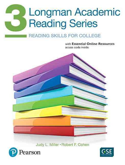Longman Academic Reading Series 3 SB with Online Resources