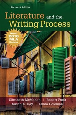 Literature and the Writing Process, MLA Update