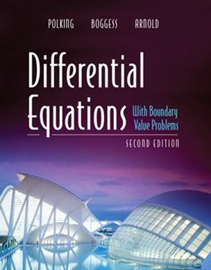 Differential Equations with Boundary Value Problems (Classic Version)