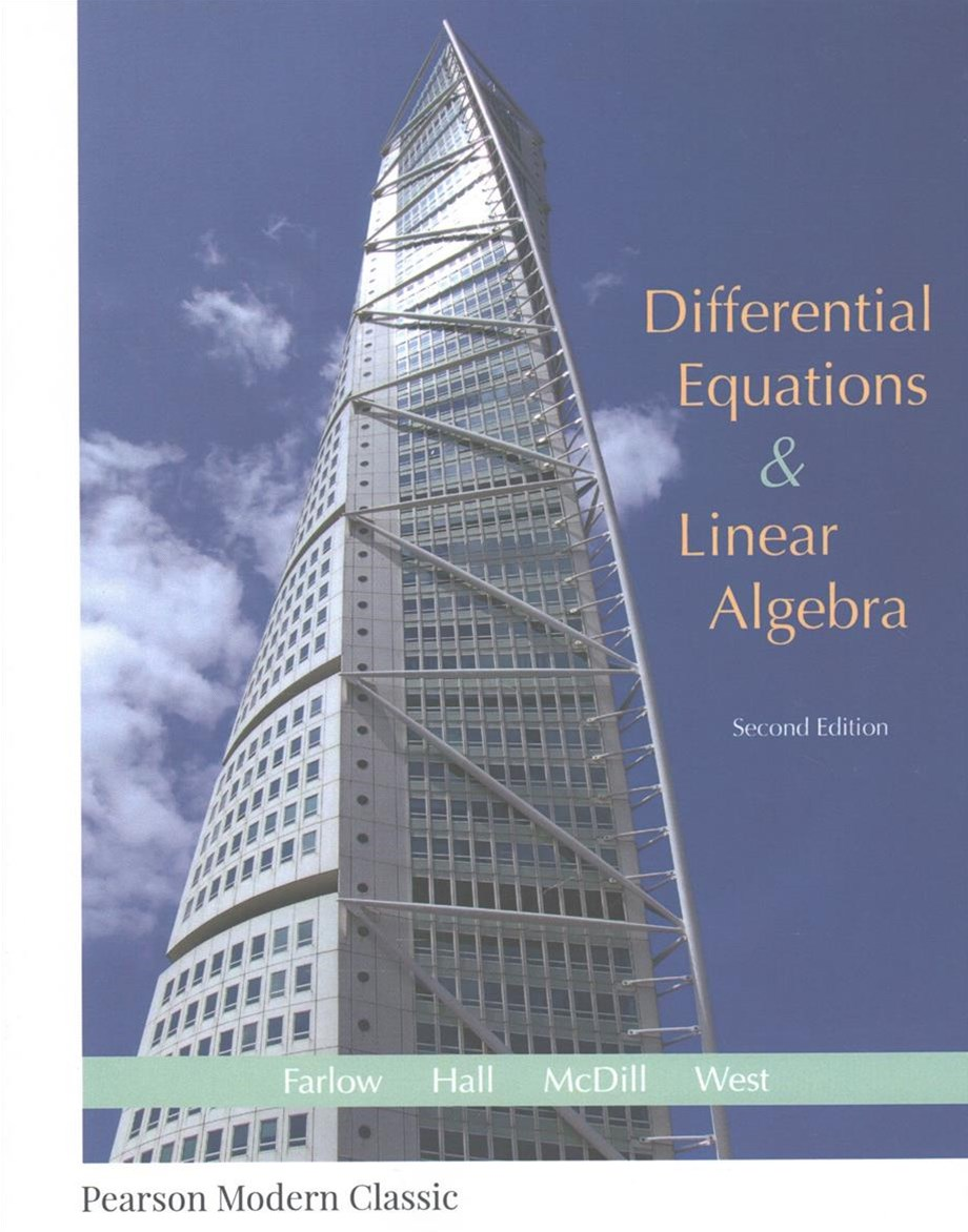 Differential Equations and Linear Algebra (Classic Version)