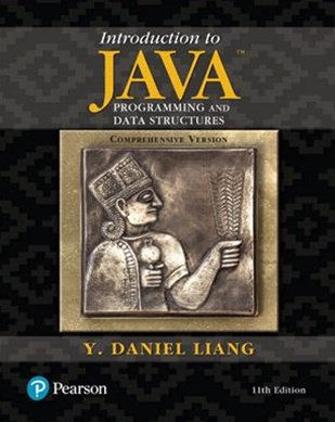 Introduction to Java Programming and Data Structures + Myprogramminglab With Pearson Etext