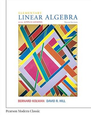 Elementary Linear Algebra with Applications (Classic Version)