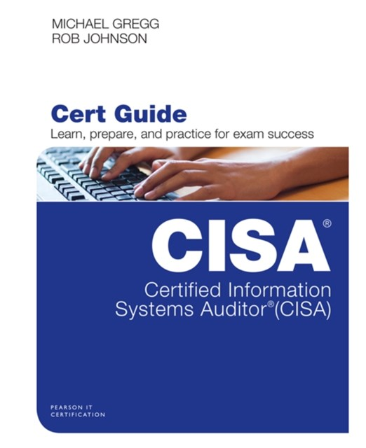 (ebook) Certified Information Systems Auditor (CISA) Cert Guide